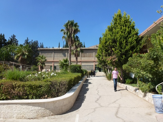 palestine nablus campus