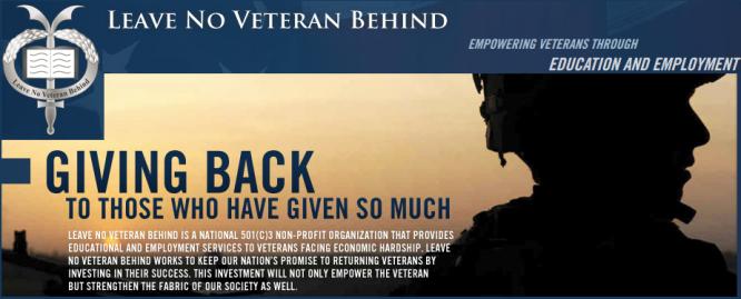 leave no vet behind