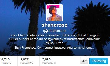 shaherose